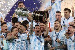 Cesó la horrible noche para Lionel Messi y Argentina