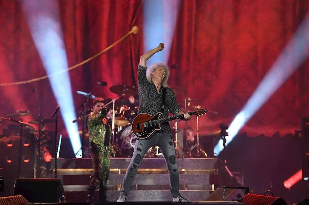 Brian May, Queen, y el recuerdo del concierto que cambió la historia del rock
