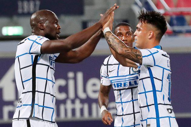 Romelo Lukaku le dio medio 'scudetto' al Inter