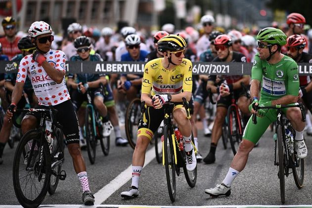 Sin victorias terminó un discreto Tour de Francia para Colombia