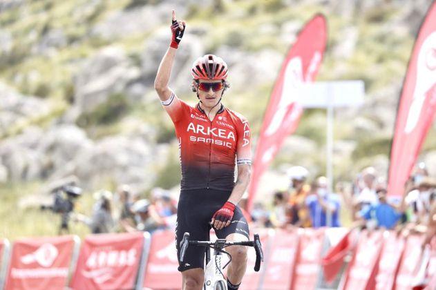 Winner Anacona ganó el Trofeo Andratx, en España