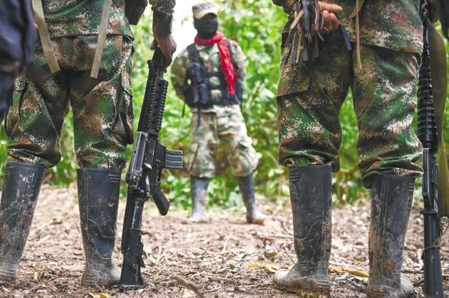 Obispos alertan crisis humanitaria en Medio y Bajo San Juan (Chocó) por armados