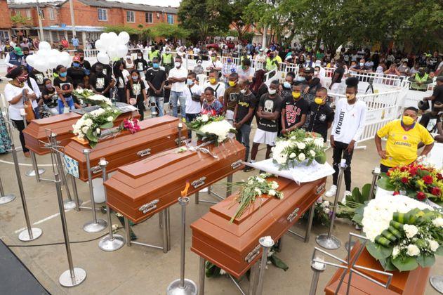 Oficina de DD. HH. de la ONU ha documentado 33 masacres en Colombia en lo que va de 2020
