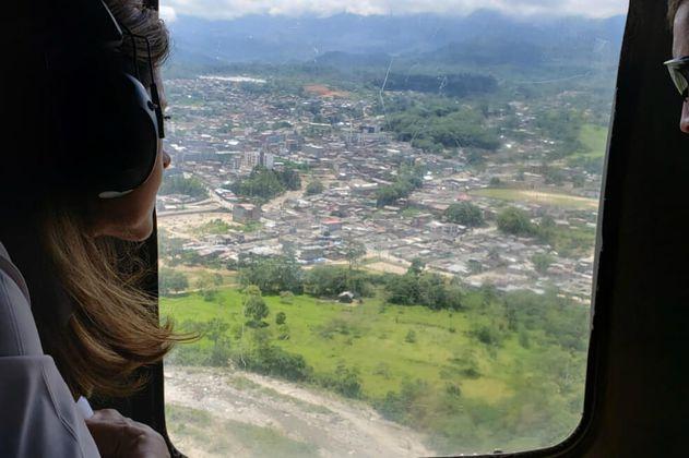 Gobierno ha entregado apenas el 25% de las viviendas a damnificados en Mocoa
