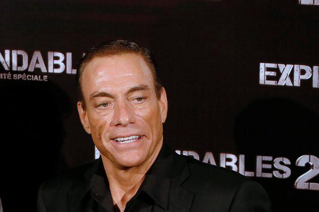 """Van Damme: """"En una película no hay que actuar, hay que contar la verdad"""""""