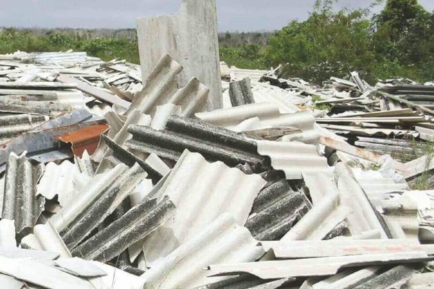 Distrito tendrá que crear plan para sustituir el asbesto que hay en Bogotá