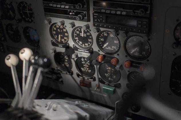 Ocupantes de aeronave que aterrizó de emergencia en Tenjo salieron ilesos
