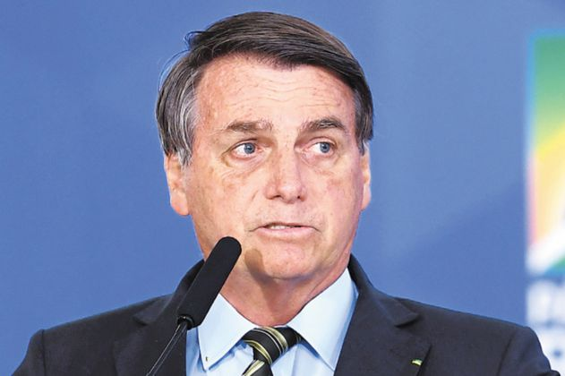 Bolsonaro admite que Brasil puede vivir grave crisis eléctrica por sequía