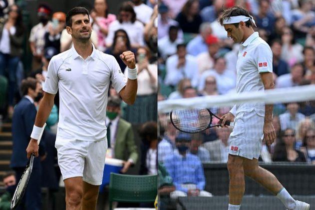 Los 20 títulos de Grand Slam de Djokovic, Federer y Nadal