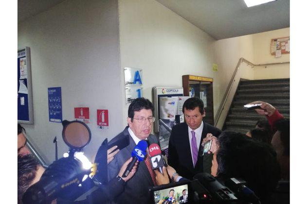 Cuatro años de cárcel para el exembajador Fernando Marín