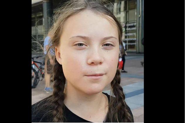 Joven que inició protesta global contra cambio climático, nominada al Nobel de Paz