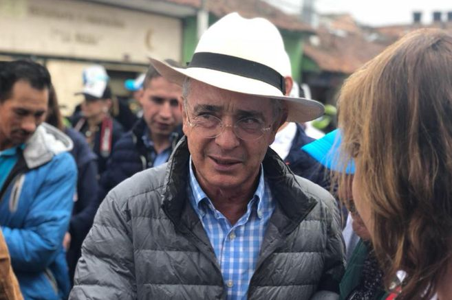 Álvaro Uribe, diagnosticado positivo para COVID-19 | EL ESPECTADOR