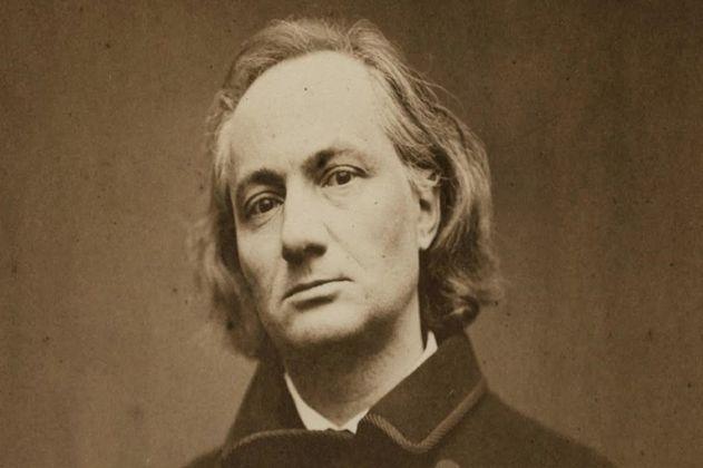 Algunos poemas en prosa de Charles Baudelaire, poeta moderno