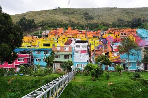 Seis barrios de Bogotá se han legalizado durante esta Administración