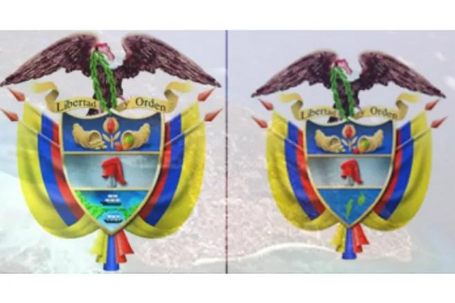 Radicado Proyecto Para Cambiar Sustancialmente Escudo De Colombia El Espectador