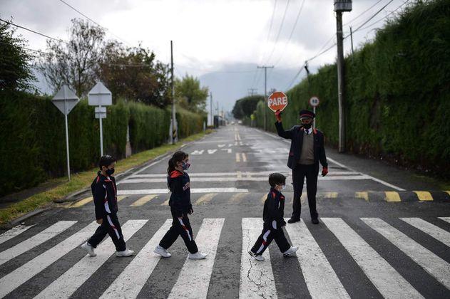 Regreso a clases presenciales: el proceso apenas comienza en Bogotá