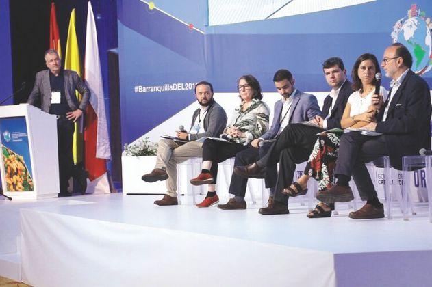 La promesa mundial que se discutió en Colombia: que los territorios crezcan mejor