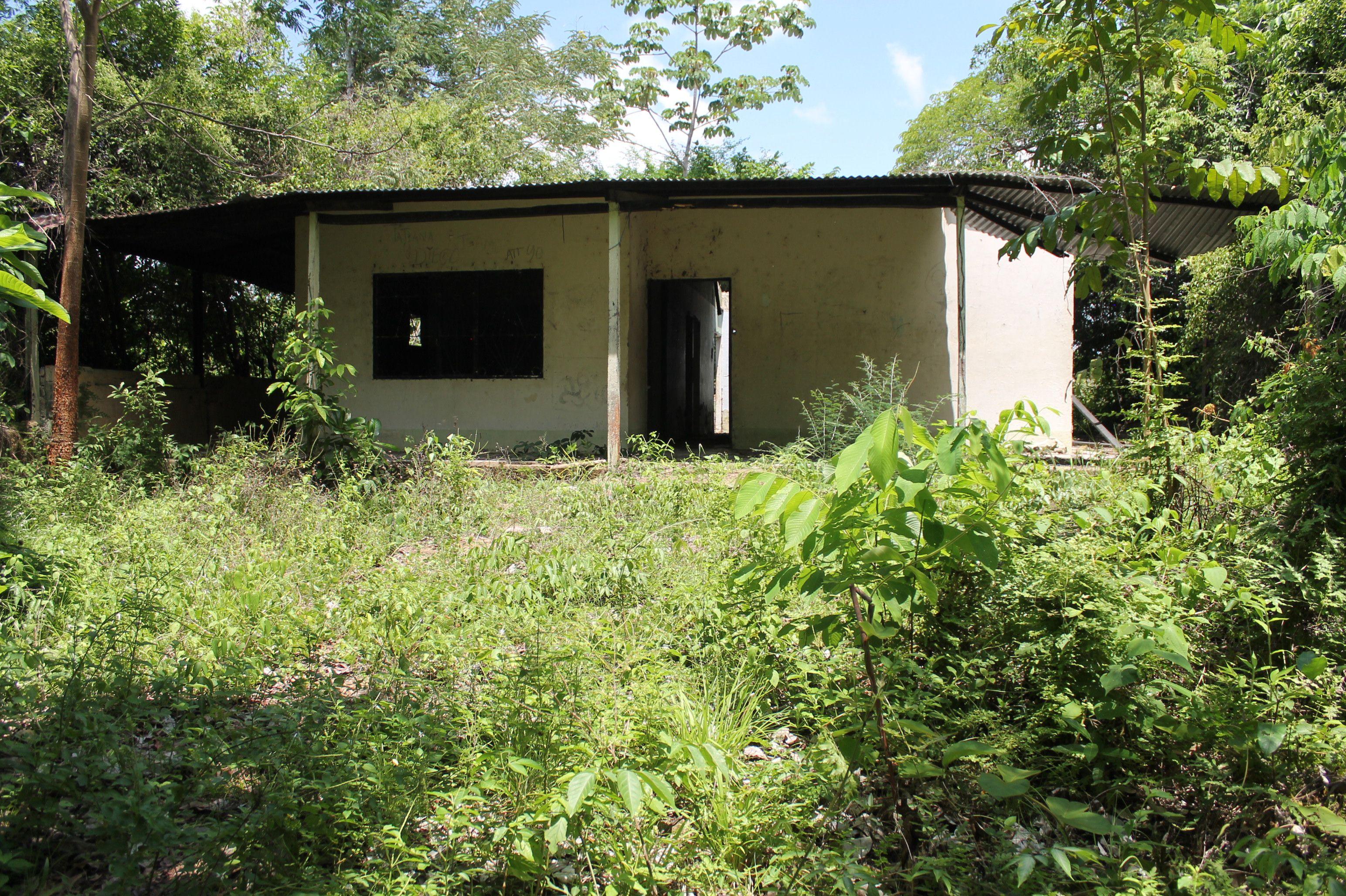 Casa Verde, en San Blas, departamento de Bolívar, operaba el comando de base del Bloque Central Bolívar, comandado por el desmovilizado, Julián Bolívar.