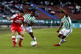 Copa BetPlay: Nacional, desde el punto penal, eliminó a Santa Fe