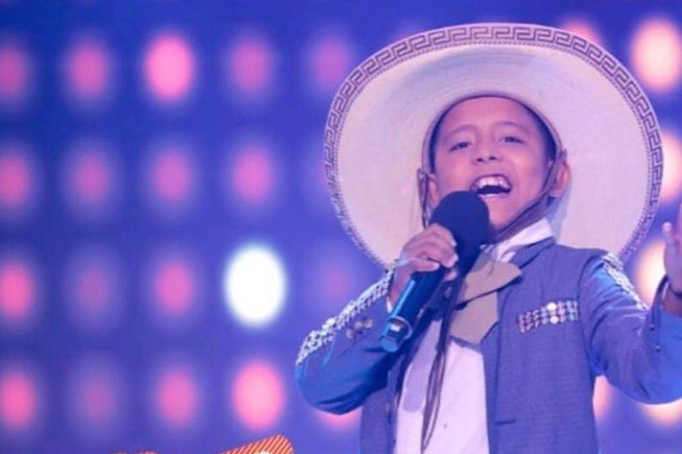 Jackson Barreto, participante de La Voz Kids se quedó en el equipo Cepeda