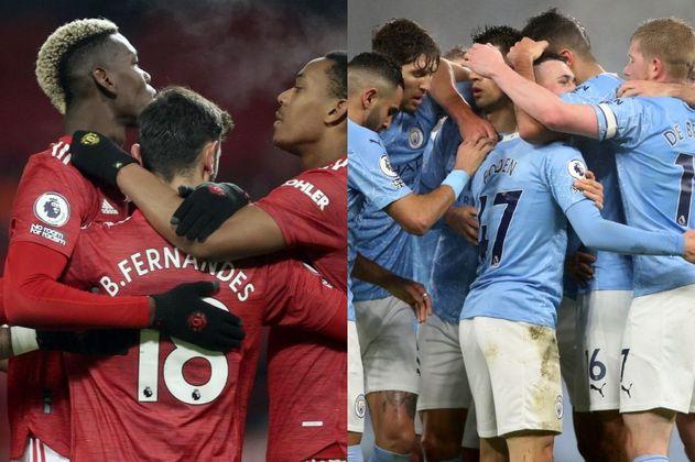 Los equipos de Manchester ponen el ritmo en la Premier League