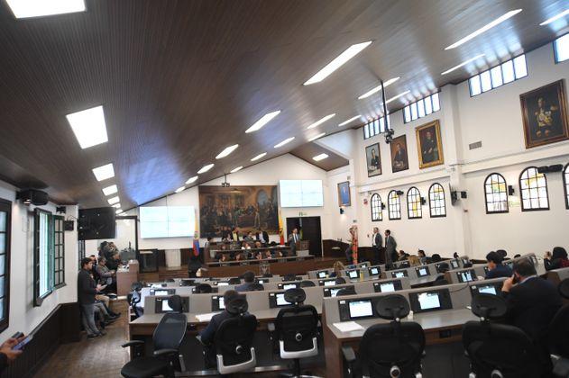 Recursos de emergencia, bajo lupa del Concejo de Bogotá