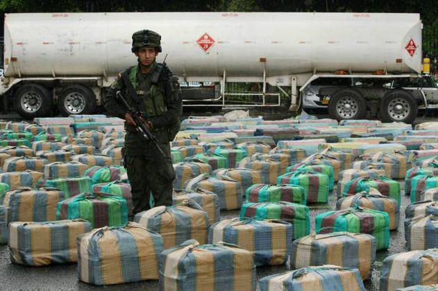Proponen en el Congreso crear comisión para luchar contra el narcotráfico