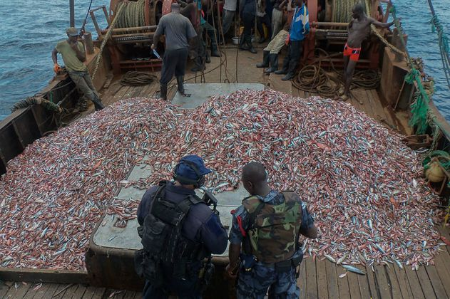 Las aseguradoras del mundo le hacen frente a la pesca pirata