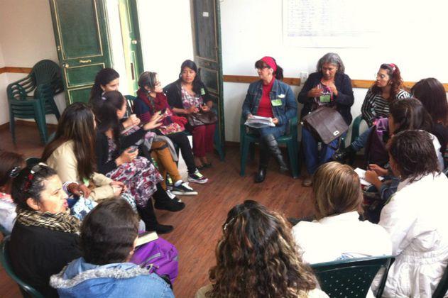 Distrito gradúa 211 mujeres en Bogotá de Escuela de Formación Política