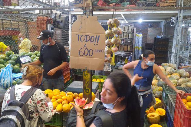Antioquia podría dejar de mandar alimentos a otros lugares ante desabastecimiento