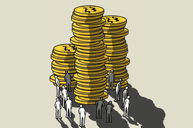 Precio del bitcóin vuelve a superar los US$60.000