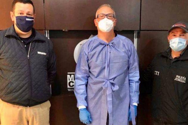 Extraditable de 54 años se suicidó en las celdas del complejo judicial de Paloquemao