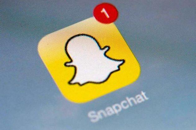 Snapchat aumenta número de usuarios tras mejorar aplicación en Android
