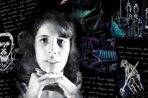'Buscamos a Martha Gisela, militante del M-19 desaparecida'
