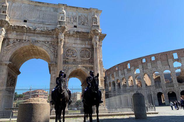 Reabre al público el Coliseo romano, tras tres meses cerrado