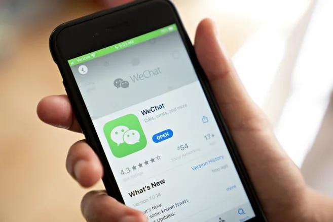 Jueza de EE.UU. suspende prohibición de descargar WeChat | EL ESPECTADOR
