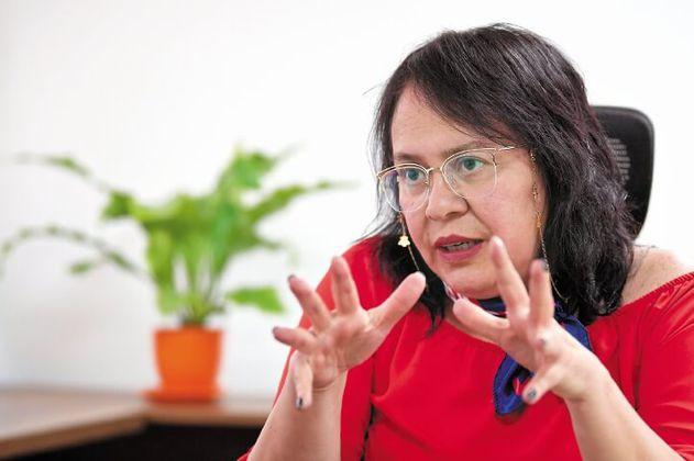 """""""La urgencia es que la licencia ambiental esté en nuestras manos"""": directora de la Uaesp"""