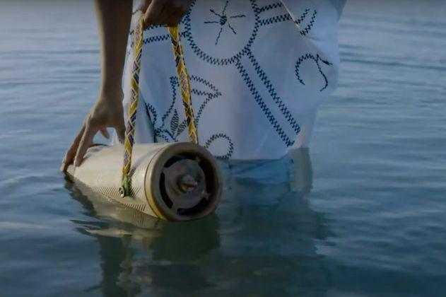 Este es el invento colombiano que transforma agua salada en energía