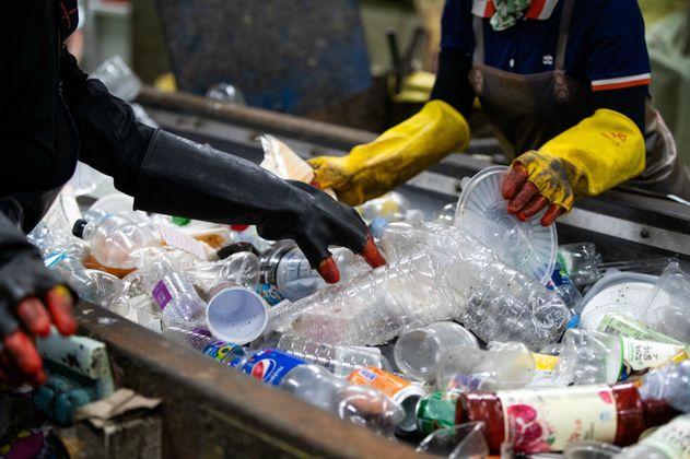 ¿Se puede medir cuánto material recicla una compañía?