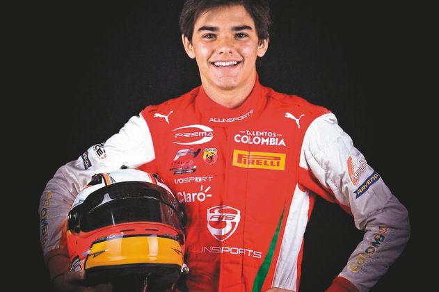 """""""El viejito sabe"""": Sebastián Montoya y su camino a la F1"""