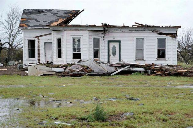 Cambio climático triplicó la probabilidad de que el huracán Harvey sucediera