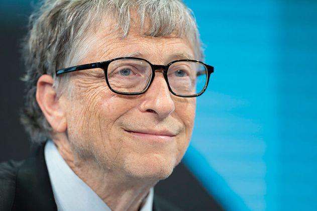 """""""Todo fue mi culpa"""", Bill Gates sobre su divorcio en reunión de millonarios"""