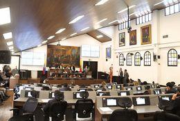 Corte de cuentas desde el Concejo de Bogotá al primer año de Claudia López