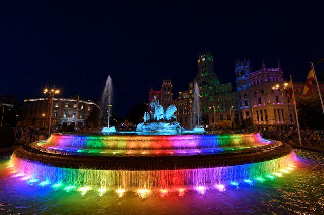 Orgullo multicolor
