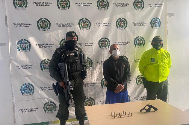 A la cárcel alias El Mono, tercer implicado en la masacre de Llano Verde en Cali