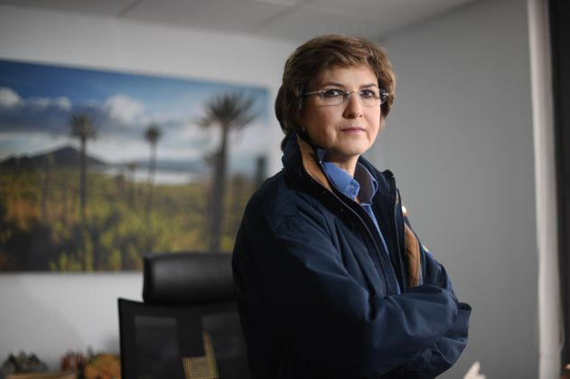 Julia Miranda: primera colombiana en recibir prestigioso premio ambiental