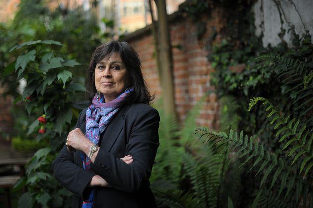 "Laura Restrepo: ""La militancia me viene de fábrica"""