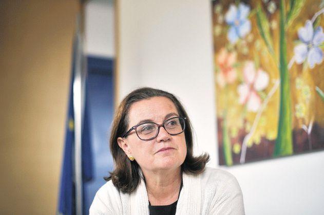 """""""Vivir en Colombia me cambió la vida"""": Embajadora de la Unión Europea"""