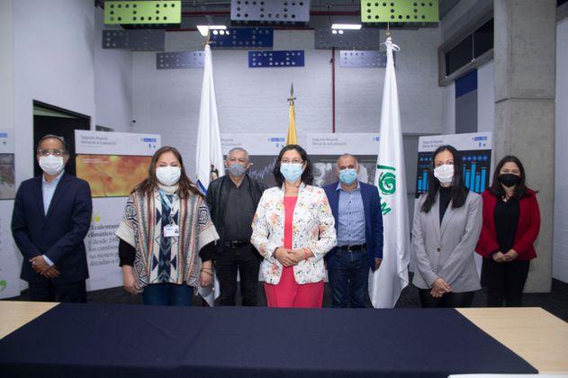 Minambiente instaló comisión para estudiar los fenómenos climáticos en Colombia