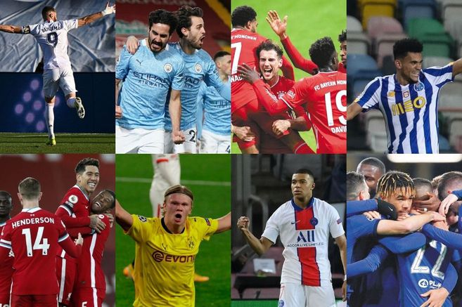 Champions League: Horarios y canales para ver los cuartos de final en Colombia | EL ESPECTADOR
